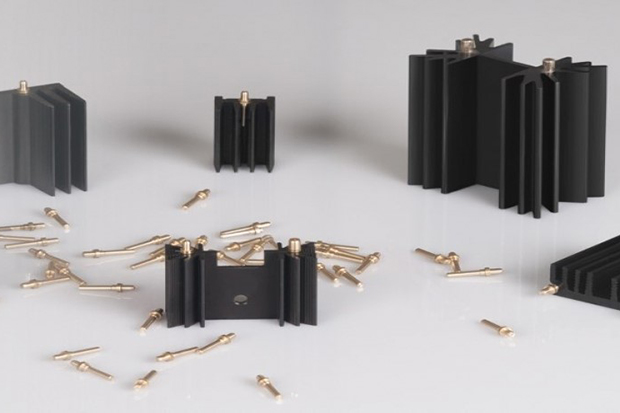 Cooler is a mechanical device made of high permeability material